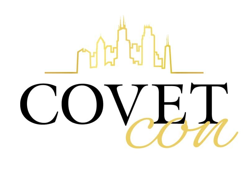 CovetCon 2019 Logo